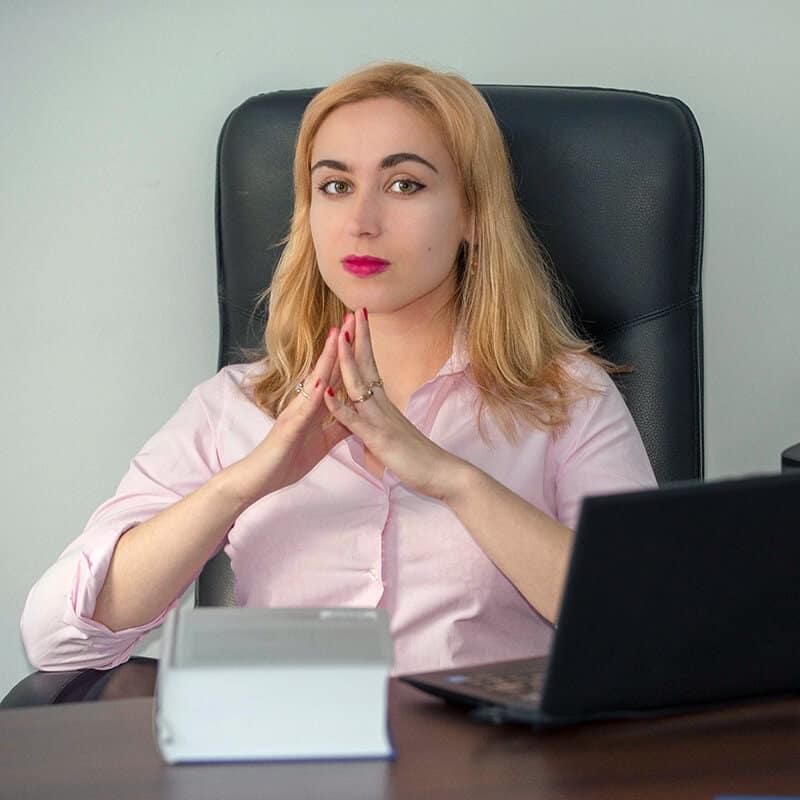 Aleksandra Muszyńska Adwokat